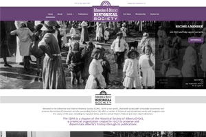 Edmonton and District Historical Society (EDHS)