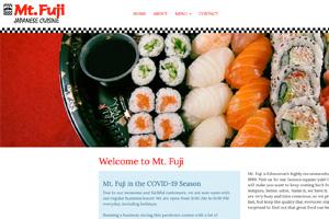 Mt. Fuji Japanese Cuisine